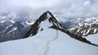 """Wildspitze 3774m, Hochtour, Summit climb on 20.07.2013, by """"Gipfelschau"""""""