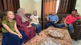 لقاء الطالب عمر رزق عثمان من بيت ليد الحاصل على معدل 99.6  بالفرع العلمي