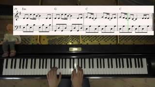 Animals - Maroon 5 - Piano Cover Video by YourPianoCover
