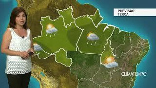 Previsão Norte – Tempo abafado e chuva forte