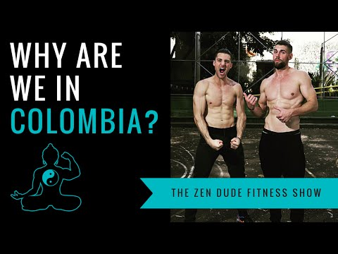 Why Are We In Colombia?: The ZDF Show #1