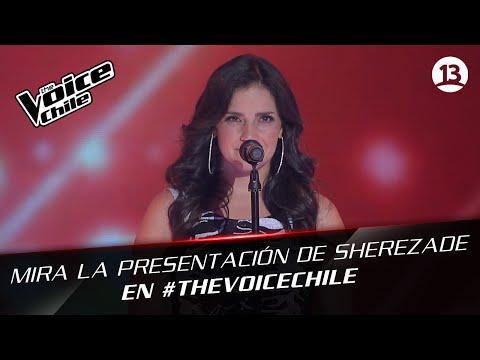 The Voice Chile | Sherezade Perdomo - Por ti volare