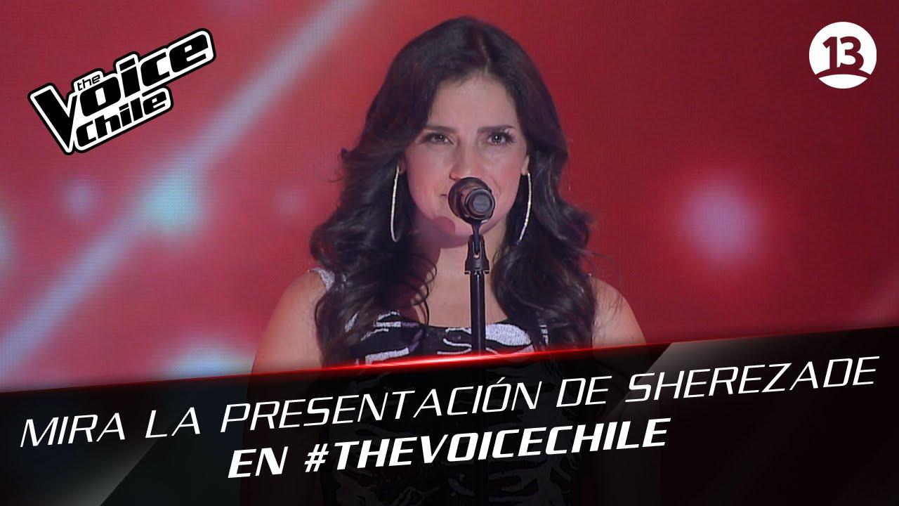 The voice chile sherezade perdomo por ti volare youtube for Porte volare