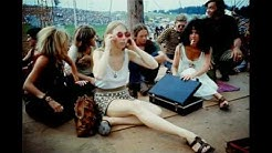 Girls of Woodstock - The Best Beauty and Style Moments from 1969