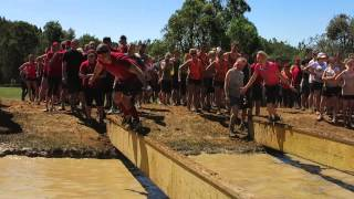 Deanery Of Origin: Raw Challenge 2015