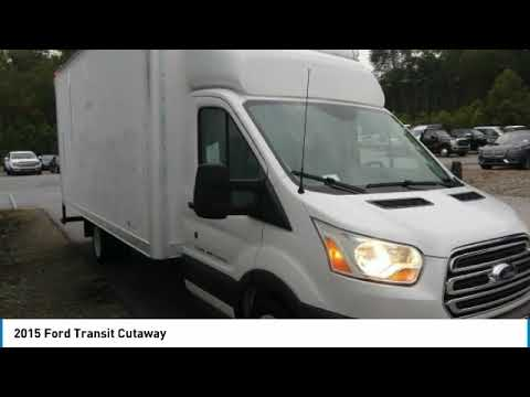 Ford Transit Cutaway >> 2015 Ford Transit Cutaway P10871r