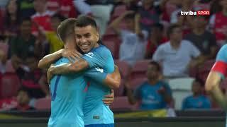 Atletico Madrid 1-1 Arsenal | Uluslararası Şampiyonlar Kupası