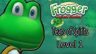 Frogger Ancient Shadow Tears of Spirits Level 1