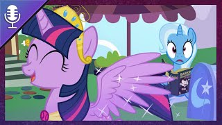 Repeat youtube video Princess Flyer By PixelKitties [Comic Dub]