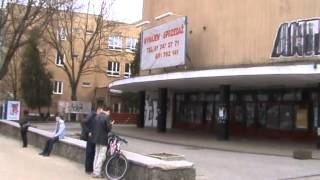 """Kino """"Kosmos""""Lublin 22.III.2012 rok.ul.Kr.Leszczyńskiego 60."""