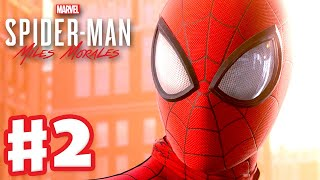 Harlem Trains & Bodega Cat! - Spider-Man: Miles Morales - PS5 Gameplay Walkthrough Part 2 (PS5 4K)