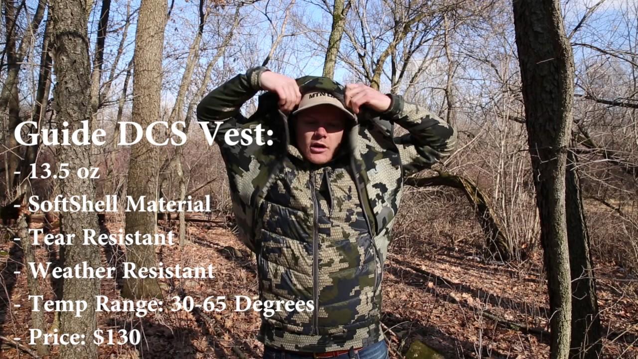 3bb9d147e78c3 Kuiu Vest Review - Guide DCS and Super Down Vest - YouTube