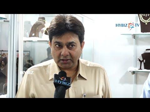 Golank Diamonds @ PANACHE The Luxury Expo in Hitex Hyderabad | Aman Jain