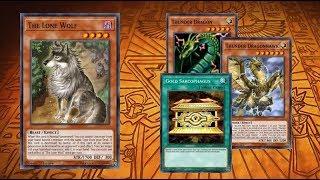 DECK IMBA BANGET ANJIR | Thunder Dragon Wolf DECK | YGOpro 2