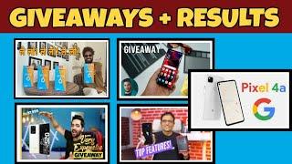 #GiveawayResults Techno ruhez Oppo Reno 4 pro giveaway ,Technical dost giveaway Results ,More