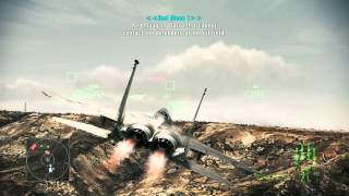 F-15E - Inferno [Ace Combat: Assault Horizon - PC] - [HD]