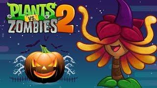🎃Witch Hazel Sức Mạnh Của Phù Thủy Tối Thượng👻| Plants Vs Zombies 2 | Hoa Quả Nổi Giận 2