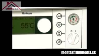 Prezentácia Buderus Logamax plus GB 172 GER(Prezentácia Kondenzačný kotol Buderus Logamax plus GB 172. V prípade záujmu cenovej ponuky a montáže nás kontaktujte: http://bmmedia.sk/kontakt/, 2016-04-26T18:12:21.000Z)
