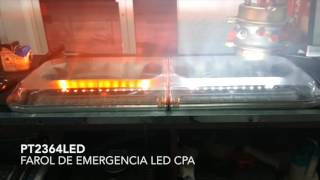 Farol de Emergencia LED PT2364LED