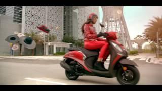 Yamaha Fascino - Fashion Follows You