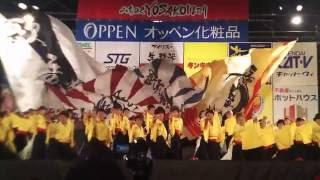 秋田大学よさこいサークルよさとせ歌舞輝さん、みちのくYOSAKOI 2日目 ...