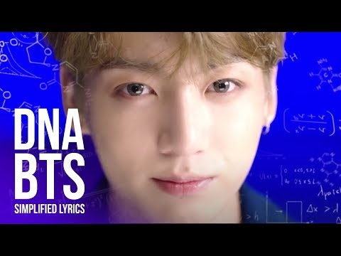 BTS - DNA _ Simplified Lyrics