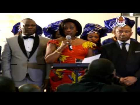 Dîner gala de charité Affo FASOCO, Discours partie 2