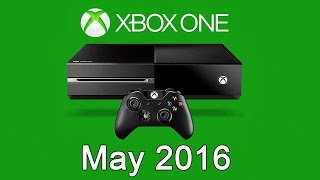 XBOX ONE Free Games - May 2016