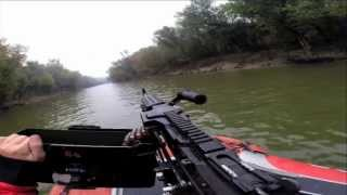 Coast Guard Mounted Automatic Weapons Training