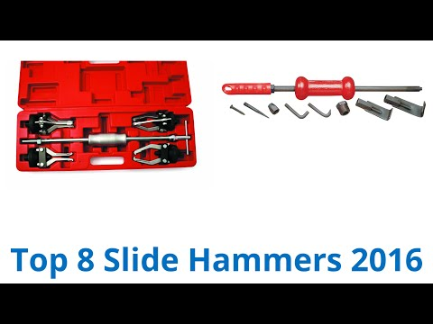 8 Best Slide Hammers 2016