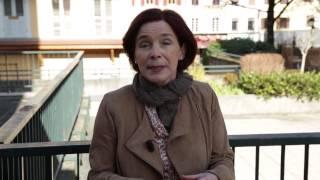 Martine Berthet et Debout Albertville, l'hôpital et la 4G