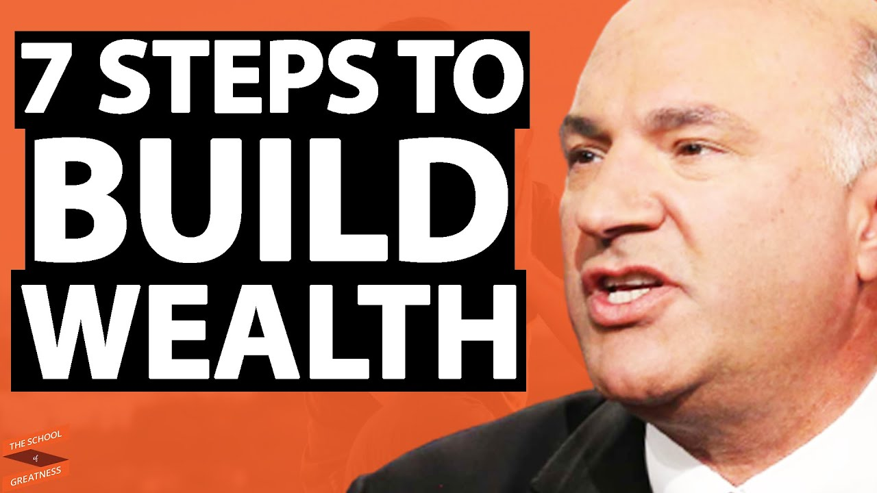 Shark Tank Cast REVEALS The 7 Steps To BECOME WEALTHY! | Lewis Howes