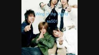 SS501 - Wing of the World