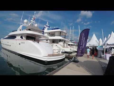 Phuket Beaches Tour + Thailand Yacht Show