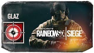GLAZ - МАШИНА ДЛЯ ПОБЕДЫ! ● Rainbow Six Siege