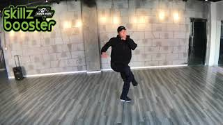 Green Panda SKILLZ BOOSTER (ep2) [ Learn -Hook&Sweep -With Bboy BennyBen ]