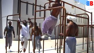 PRISON TRAINING/WORKOUT