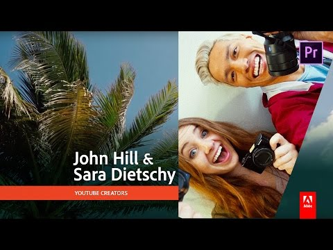 How to edit and publish videos for your YouTube vlog with John Hill and Sara Dietschy 1/3