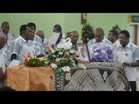 ETUWATE WAQA funeral