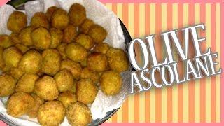 Ricetta Olive Ascolane Youtube.Ricetta Olive Ascolane Youtube