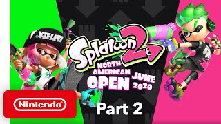 Splatoon 2 NA Open June 2020 - Finals - Part 2