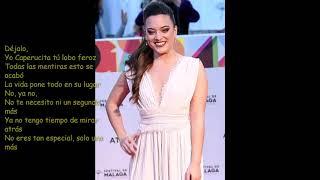 Solo uno más / Noelia Franco - letra