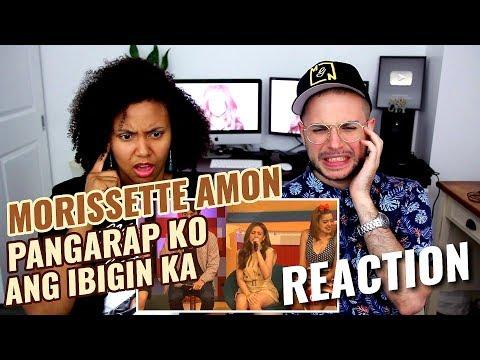 Morissette Amon - Pangarap Ko Ang Ibigin Ka | ASAP Chillout | REACTION
