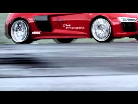 Audi Sport Driving Experience 2016