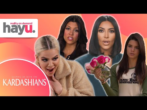 Kardashian Moments That Went From 0 to 100 | Keeping Up With The Kardashians