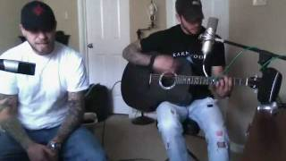 Chevelle The Red Acoustic Duo Cover Version (Vocal and Guitar)