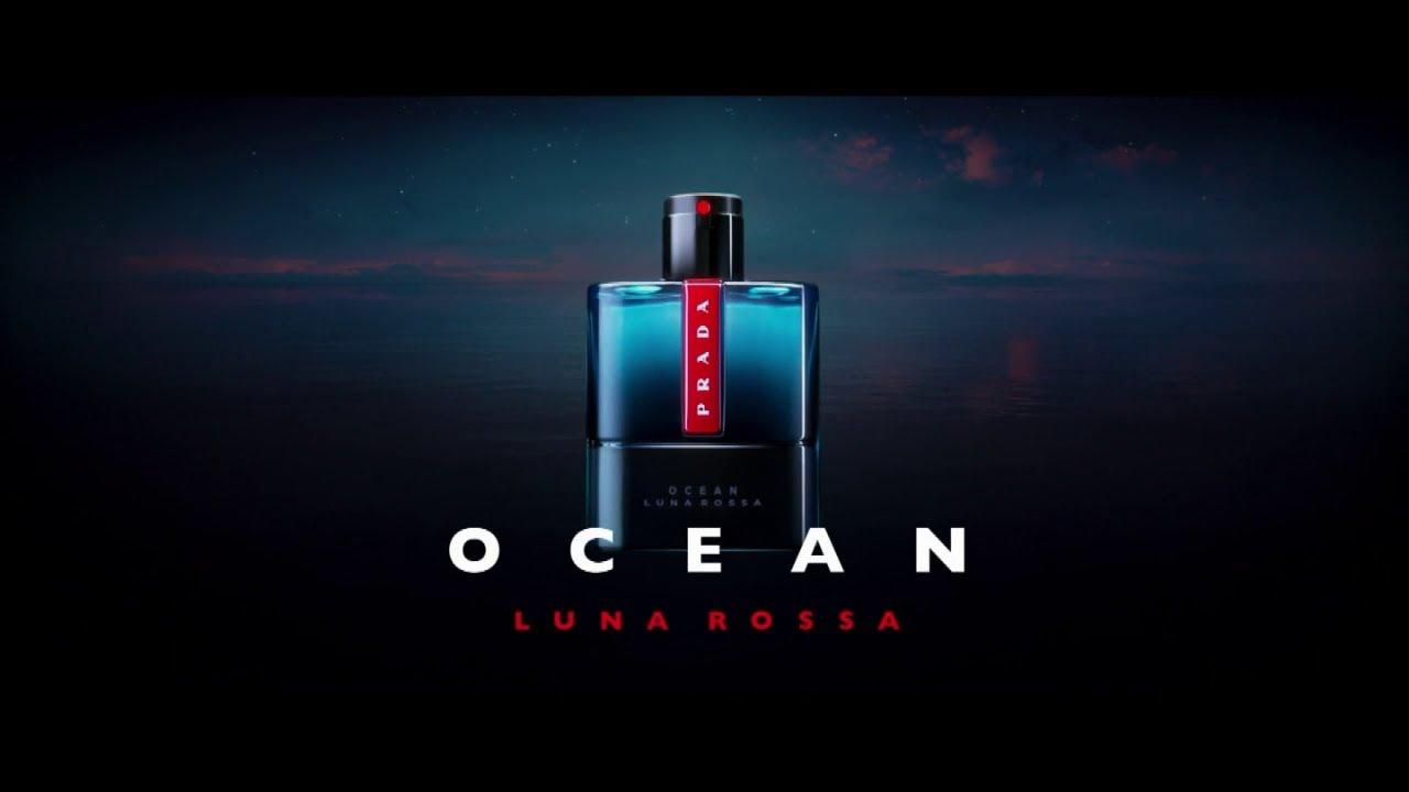 "Musique pub Luna Rossa Ocean Prada ""le nouveau parfum""  2021"