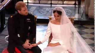 Legszebb pillanatok Meghan Markle és Harry herceg esküvőjéről!