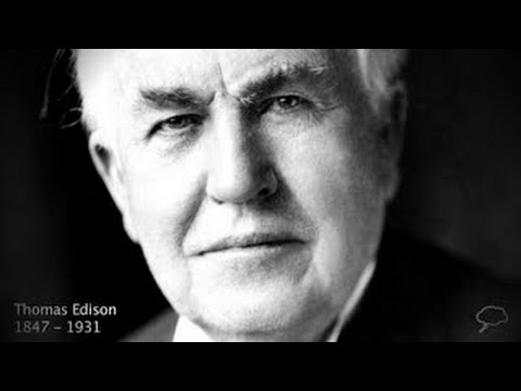 Thomas Alva Edison - The Motion Picture Documentary - World Documentary New 2017 ^^