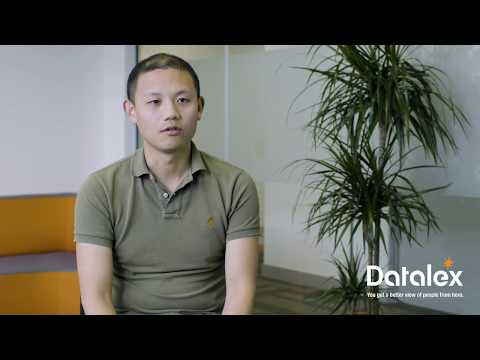 Snr Software Engineer Shaojie moved to Dublin to join Datalex.